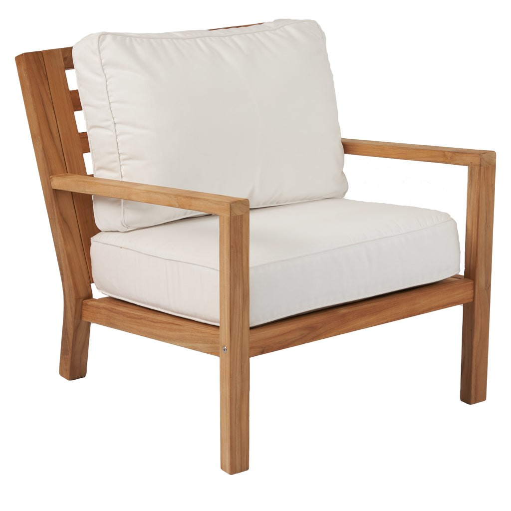 Coastal Club Chair