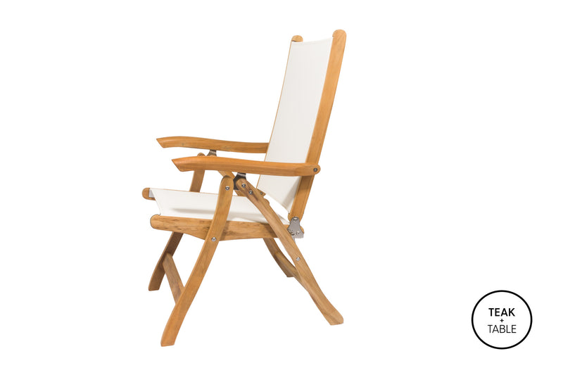 Florida Dining Chair Royal Teak Collection
