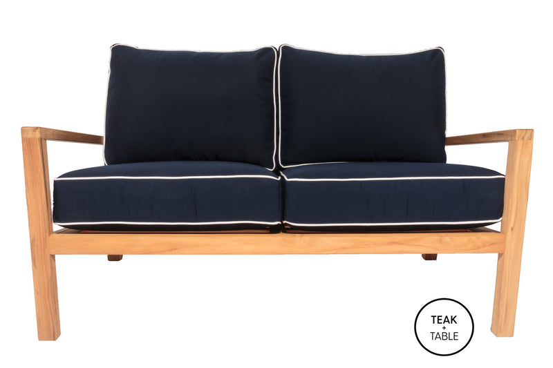 Coastal Love Seat Royal Teak Collection