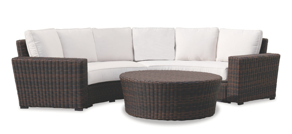 Montecito Curved Sectional 5 PC