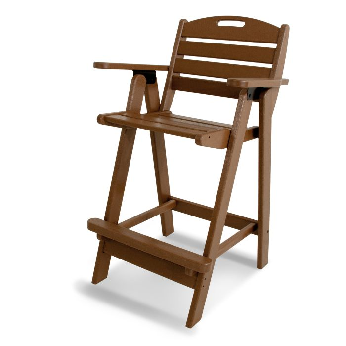 Polywood Nautical Bar Chair