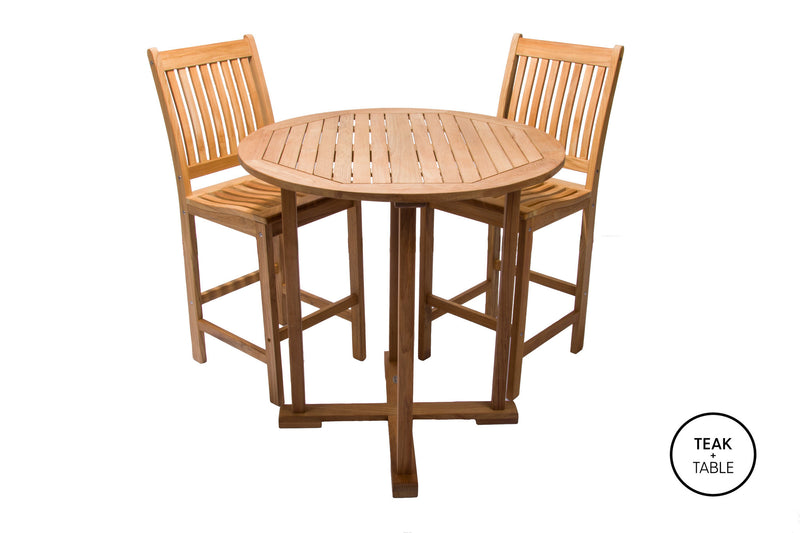 Bar Set Royal Teak Collection