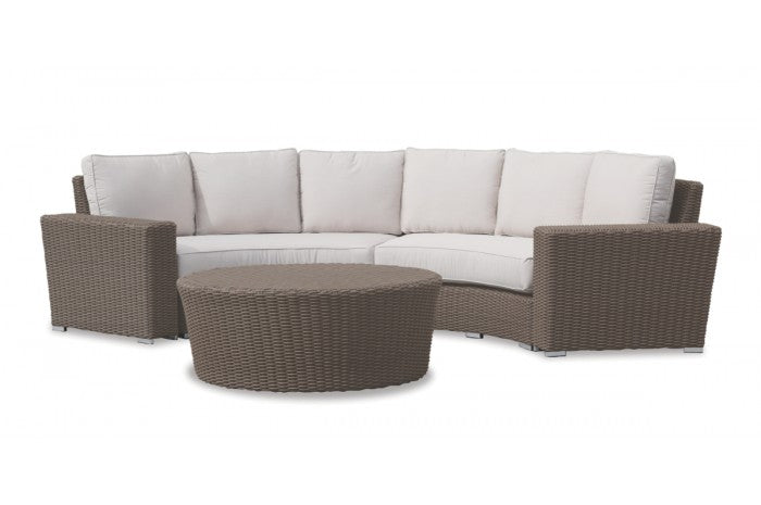 Coronado Curved Sectional 5 PC