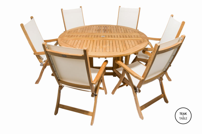 "96"" Comfort Table and Sailmate Chairs(11pc Set)"