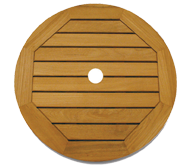 Lazy Susan Royal Teak Collection