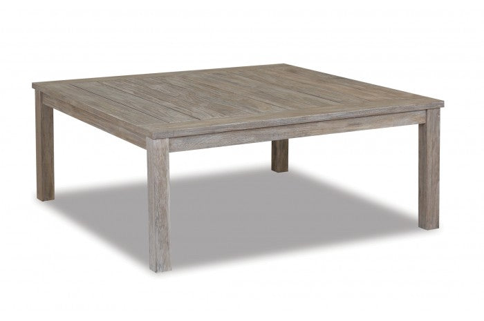 "Manhattan 48"" Square Coffee Table"