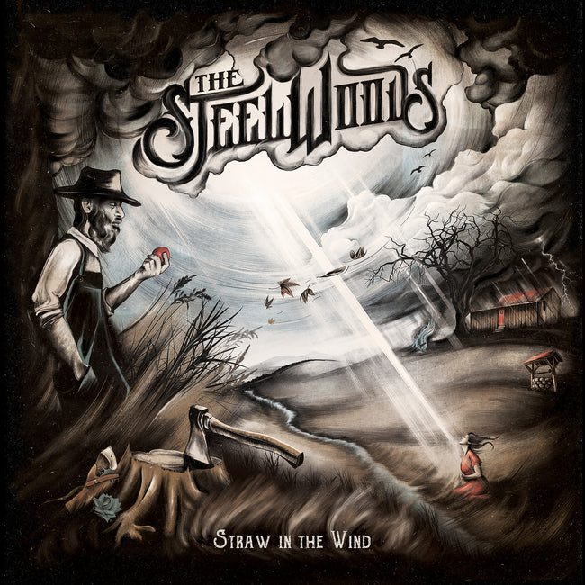 STRAW IN THE WIND (CD)