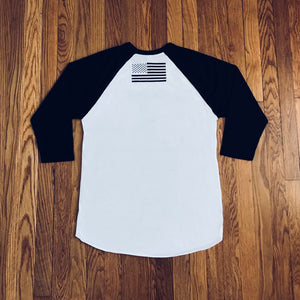 Raglan Tee - Made in USA