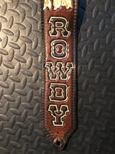 Load image into Gallery viewer, Rowdy's Custom Guitar Strap