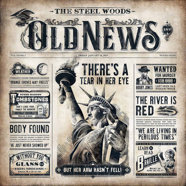 OLD NEWS (DOUBLE VINYL)