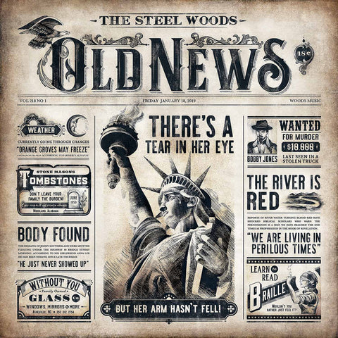 OLD NEWS (CD) PRE-ORDER