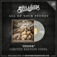 Load image into Gallery viewer, PREORDER: Limited Edition STONE Vinyl - All Of Your Stones