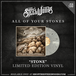 PREORDER: Limited Edition STONE Vinyl - All Of Your Stones