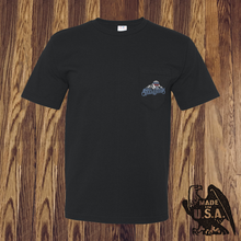 Load image into Gallery viewer, #GrowTheWoods Pocket Tee