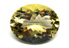 0.49 Ct. Natural Lemon Topaz Loose Gemstone 6x4 MM Oval