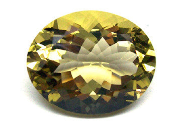 1.82 Ct. Natural Lemon Topaz Loose Gemstone 9x7 MM Oval