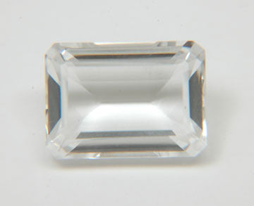 3.48 Ct. Natural Crystal Loose Gemstone 10x8 MM Octagon
