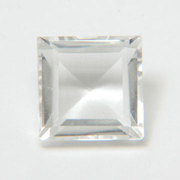 14.55 Ct. Natural Crystal Loose Gemstone 15x15 MM Square