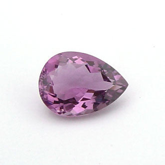 0.67 Ct. Natural Amethyst Loose Gemstone 7x5 MM Pears