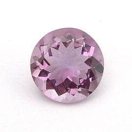 0.80 Ct. Natural Amethyst Loose Gemstone 6x6 MM Round
