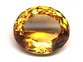 0.43 Ct. Natural Citrine Loose Gemstone 6x4 MM Oval