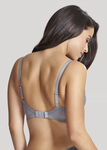 Model in Panache Andorra Full Cup BH Frost Grey
