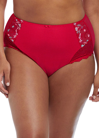 Elomi Charley Full Brief Rood