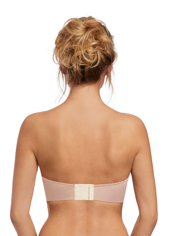 Aura Strapless Natural Beige