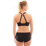 Wired Sports Bra Zwart