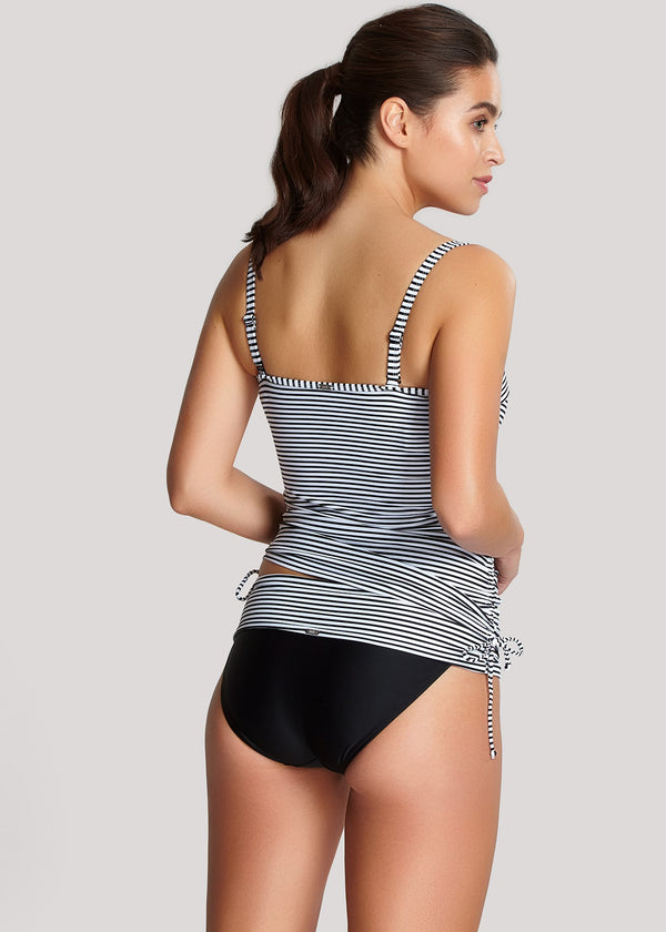 Model in Panache Anya Tankini Stripe