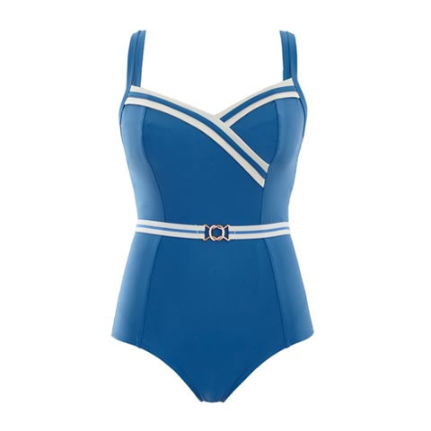 Portofino Swimsuit Denim