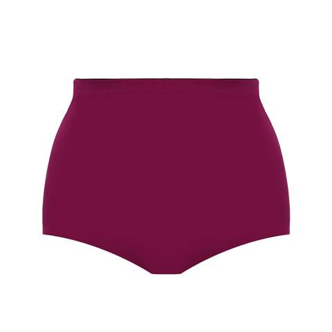 Indie High Bikini Brief Berry