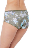 Model in Fantasie Emmie Evergreen short zijkant