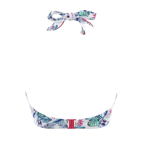 Elle Halterneck Top Tropical