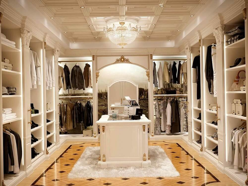 Feng Shui closet memoirs - Decor