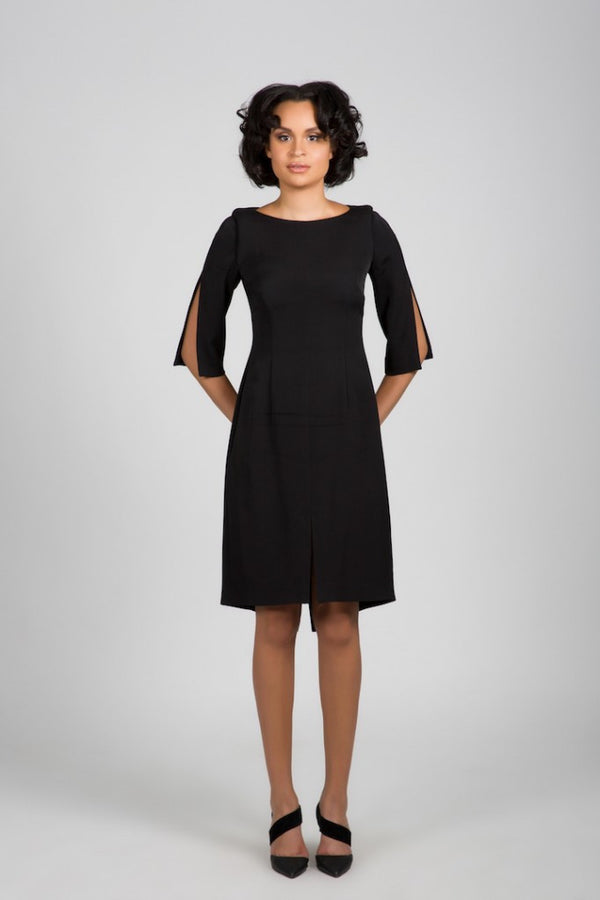 Sheath Silhouette Dress