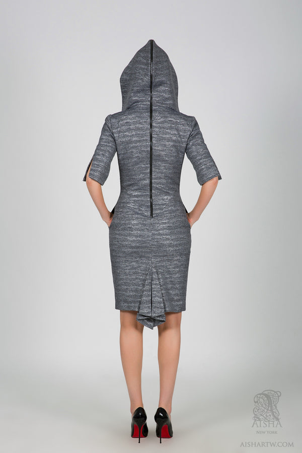 Hooded Dress
