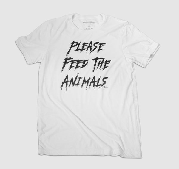 -Please Feed The Animals-