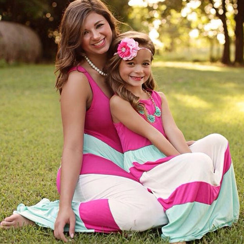 Best Matching Mother Daughter Outfit Gift Ideas Scarlet Fresh Shoe