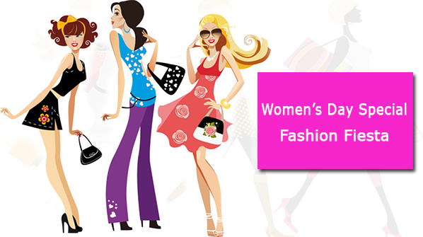 Women's Day Special Fashion Fiesta