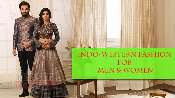 Indo-western fashion for Men & Women