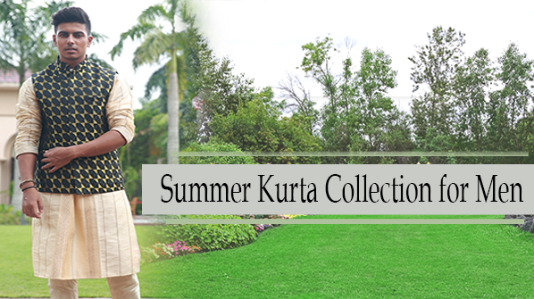 Summer Fashion Kurta for Men