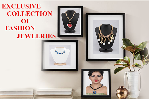 Fashion Jewelries – Let's make your own Style Statement
