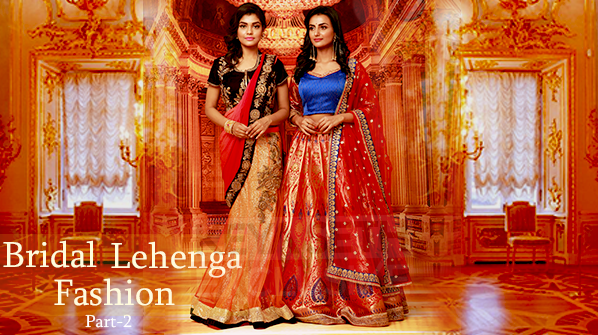 Bridal Lehenga Fashion - Part 2
