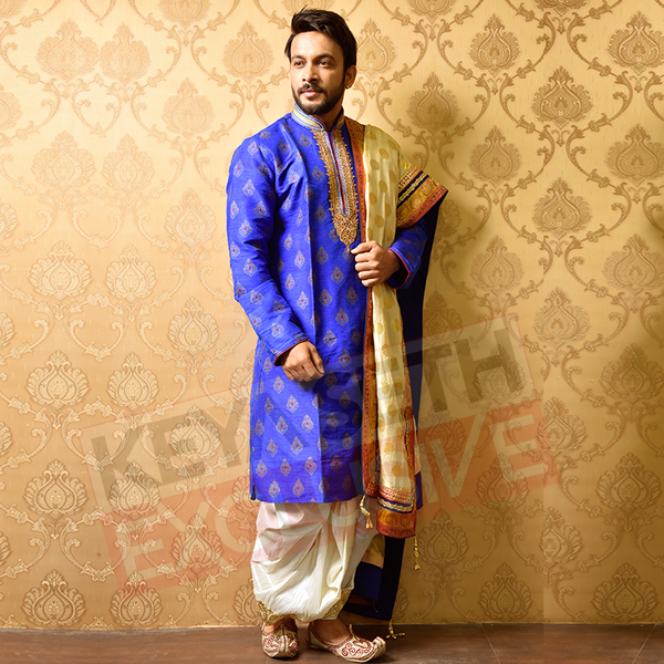 Bengali groom fashion