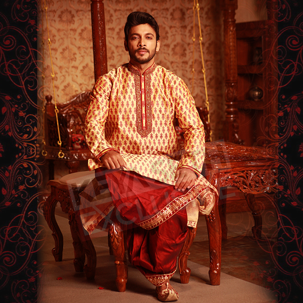 Groom fashion, wedding fashion by Keya Seth Exclusive