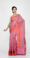 Load image into Gallery viewer, WOVEN CHANDERI SILK SAREE