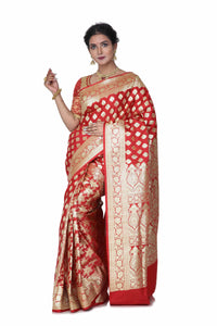 Benarasi Saree - Keya Seth Exclusive
