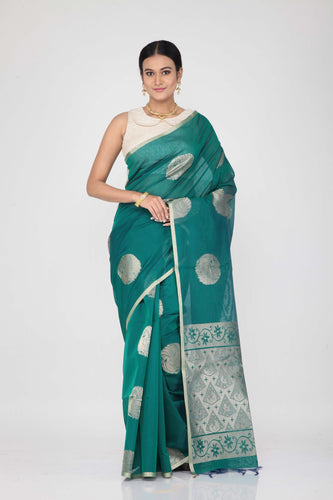 Chanderi Silk - Keya Seth Exclusive