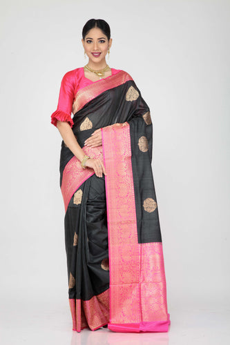 Tussar Silk - Keya Seth Exclusive
